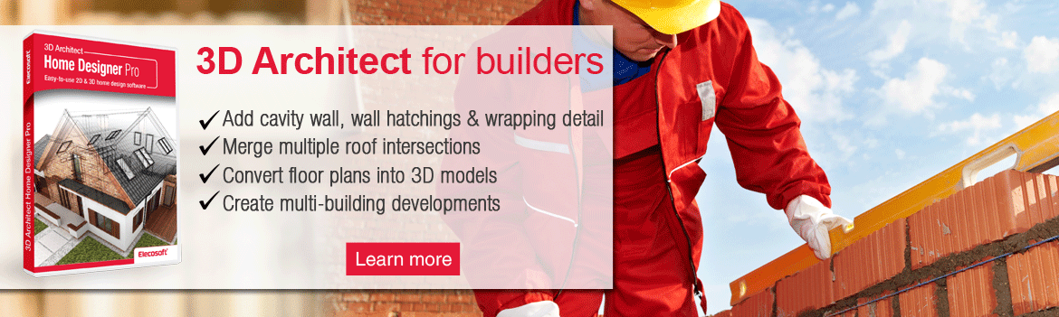 Construction software for builders