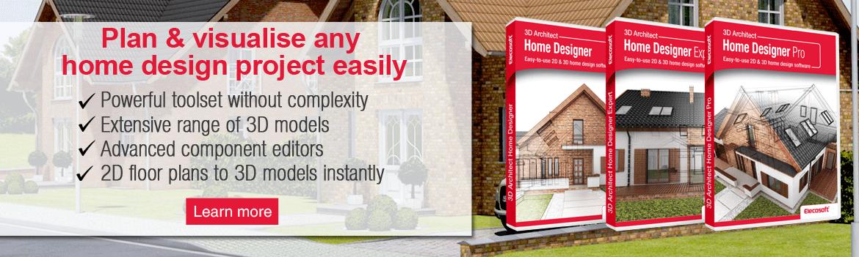 3D Architect Home Designer Software SWEDEN